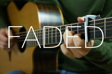 Alan Walker – Faded fingerstyle tabs (James Bartholomew)