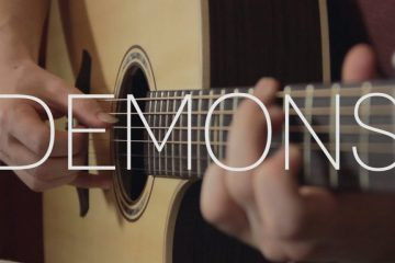 Imagine Dragons – Demons fingerstyle tabs (James Bartholomew)