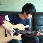 Nirvana – Come as you are fingerstyle tabs (Sungha Jung)