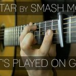 Smash Mouth – All Star fingrstyle tabs (James Bartholomew)