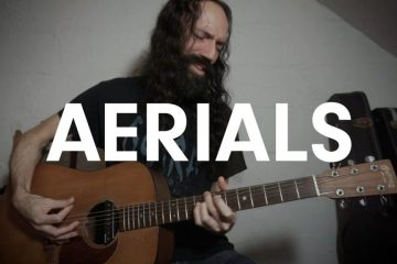 System Of A Down – Aerials fingerstyle tabs (Ernesto Schnack)