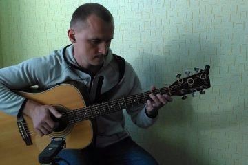 The XX – Intro fingerstyle tabs (Dmitry Sizyi)