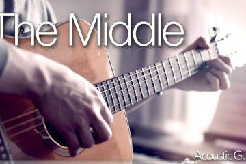 Zedd – The Middle fingerstyle tabs (Joni Laakkonen)