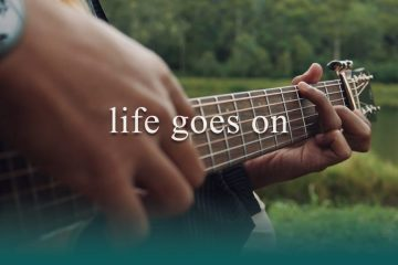 BTS – Life Goes On fingerstyle tabs (Iqbal Gumilar)