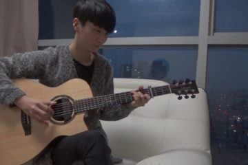Jingle Bell fingerstyle tabs (Sungha Jung)