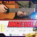Jingle Bell Rock fingerstyle tabs