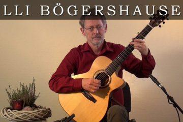 Mel Tormé – The Christmas Song fingerstyle tabs (Ulli Boegershausen)