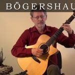 Mel Tormé – The Christmas Song fingerstyle tabs (Ulli Boegershausen)