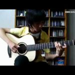 Metallica – Nothing Else Matters fingerstyle tabs (Sungha Jung)