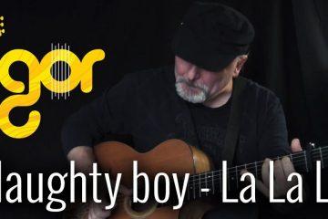 Naughty Bоy ft. Sаm Smith – Lа La La fingerstyle tabs (Igor Presnyakov)