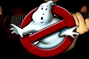 OST Ghostbusters fingerstyle tabs