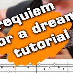 OST Requiem For A Dream fingerstyle tabs (Yuri Volkov)