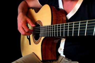 OST Skyrim fingerstyle tabs (Max Roest)