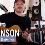 The Beatles – Across the Universe fingerstyle tabs (Joe Robinson)