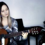 We Wish You a Merry Christmas fingerstyle tabs (Marina Mirakova)