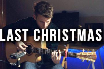 Wham! – Last Christmas fingerstyle tabs (Piotr Szumlas)