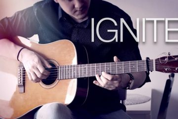 K-391 & Alan Walker – Ignite fingerstyle tabs (Joni Laakkonen)