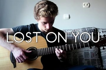 LP – Lost On You fingerstyle tabs (Adrian Kokot)