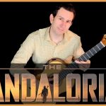 The Mandalorian fingerstyle tabs