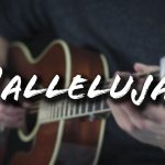Jeff Buckley – Hallelujah fingerstyle tabs (Peter John)