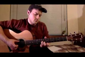 Bob Seger  – Turn The Page fingerstyle tabs (Daniel James)