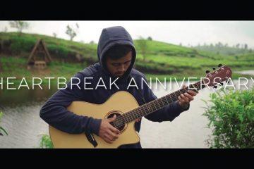 Giveon – Heartbreak Anniversary fingerstyle tabs (Iqbal Gumilar)