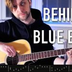 Limp Bizkit – Behind Blue Eyes fingerstyle tabs