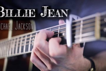 Michael jackson – Billie Jean fingerstyle tabs (Peter John)
