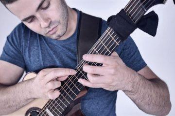 MOZART – Turkish March fingerstyle tabs (Luca Stricagnoli)