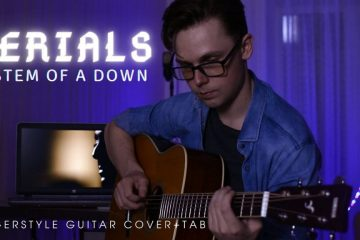 System Of A Down – Aerials fingerstyle tabs