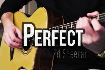 Ed Sheeran – Perfect fingerstyle tabs (Peter John)