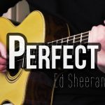 Ed Sheeran – Perfect fingerstyle tabs (Peter John)