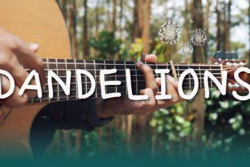 Ruth B. – Dandelions fingerstyle tabs (Iqbal Gumilar)