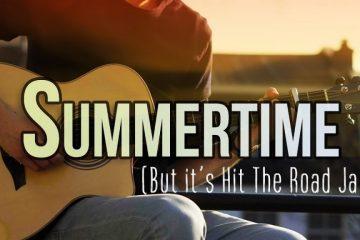 Summertime    Hit The Road Jack fingerstyle tabs (Peter John)
