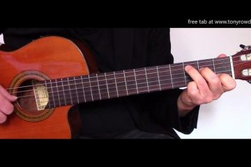 The Beatles – I Will fingerstyle tabs
