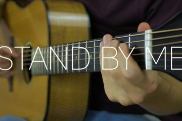 Ben E. King – Stand by Me fingerstyle tabs (James Bartholomew)