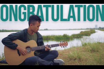 Post Malone – Congratulations fingerstyle tabs (Iqbal Gumilar)