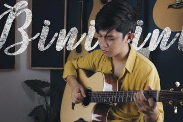 Zack Tabudlo – Binibini fingerstyle tabs (Mj Casiano)