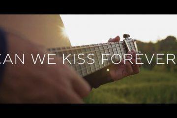 Kina – Can We Kiss Forever? fingerstal tabs (Iqbal Gumilar)