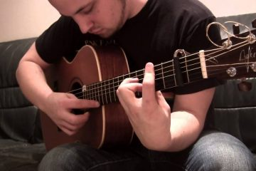 Pat Metheny – Letter from Home fingerstyle tabs