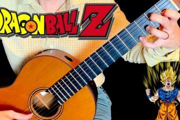 Dragon Ball Z – Cha-La Head-Cha-La fingerstyle tabs (Michael Silva)
