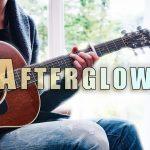 Ed Sheeran – Afterglow fingerstyle tabs (Peter John)