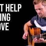 Elvis Presley – Can't Help Falling in Love fingerstyle tabs (Gareth Evans)