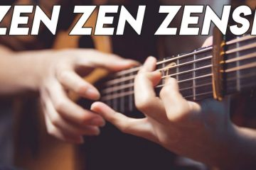 OST Your Name – Zenzenzense fingerstyle tabs (Edward Ong)