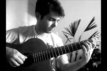 Tom Jobim – Wave fingerstyle tabs (Leandro Brighi Sanches)