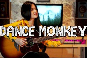 Tones and I – Dance Monkey fingerstyle tabs (Josephine Alexandra)