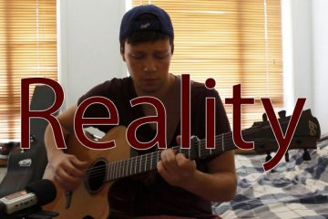Lost Frequencies – Reality fingerstyle tabs (Dax Andreas)