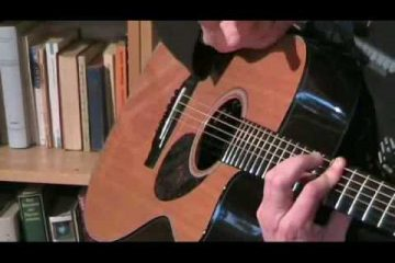 Sting – Fields Of Gold fingerstyle tabs (Jacques Stotzem)